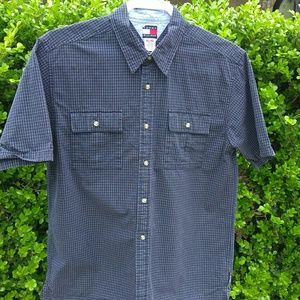 Tommy Hilfiger Button Down Shirt Size XL